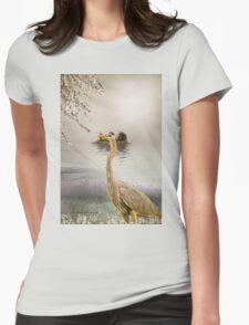 Great Blue Heron at Dusk T-Shirt
