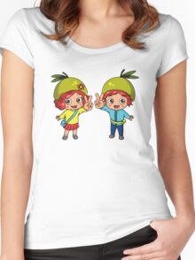 Zayton and Zaytonah Products Women's Fitted Scoop T-Shirt