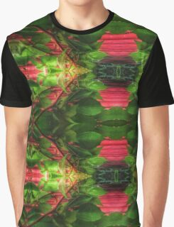 Ivy Fence. Graphic T-Shirt