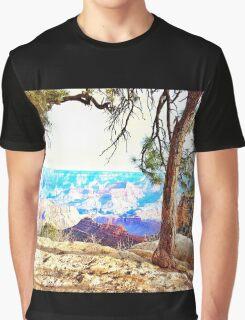 .Pastels Of The Desert Morning. Graphic T-Shirt