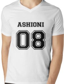 Spirited Away - Ashioni Varsity Mens V-Neck T-Shirt