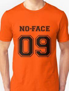 Spirited Away - No Face Varsity Unisex T-Shirt