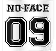 Spirited Away - No Face Varsity Poster