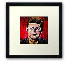 JFK-2 Framed Print
