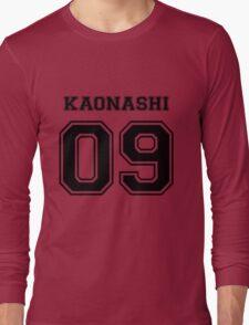 Spirited Away - No Face Varsity V2 - Kaonashi Long Sleeve T-Shirt