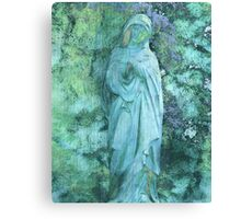 Mary Wept Canvas Print