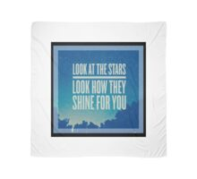 Look at the stars (yellow) Scarf