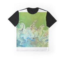 Monticossia V1 - digital abstract Graphic T-Shirt
