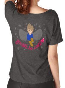 Angel Tomska Women's Relaxed Fit T-Shirt