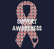 Awareness Ribbon Kids Tee