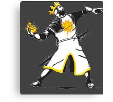 Holy grenade Canvas Print