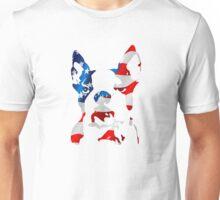 Patriotic Boston Terrier Unisex T-Shirt