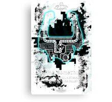 Boos Zelda Canvas Print