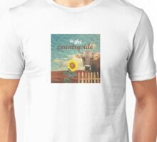In the countryside Unisex T-Shirt