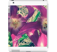 Flower Cell Phone Cover iPad Case/Skin