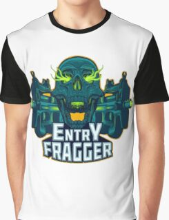 ENTRY FRAGGER CSGO Graphic T-Shirt