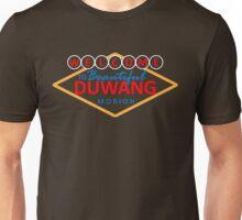 Welcome to Beautiful Duwang Unisex T-Shirt
