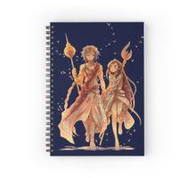 Magi Spiral Notebook