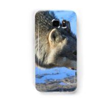 The Eurasian wolf Samsung Galaxy Case/Skin