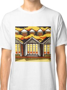 Beach Huts - Summer Classic T-Shirt