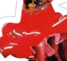 She's So Unusual by Cyndi Lauper Sticker
