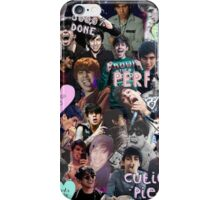 Andy Leo Collage iPhone Case/Skin