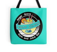 Angel Grove Youth Center - Gym & Juice Bar Tote Bag