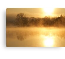 Brush Creek Spring Sunrise Canvas Print
