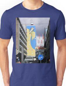 Street Sign in Goteborg Unisex T-Shirt