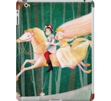 Firebird iPad Case/Skin