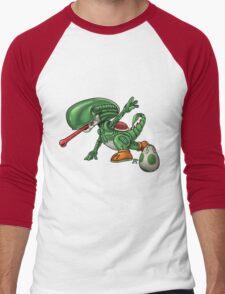 Xenoshimorph Men's Baseball ¾ T-Shirt