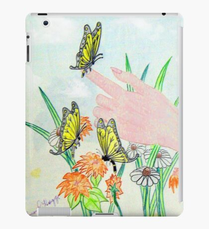 Magical Touch iPad Case/Skin
