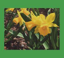 Baby Daffodil  One Piece - Short Sleeve