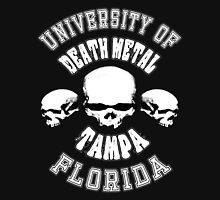 University of Death Metal Unisex T-Shirt