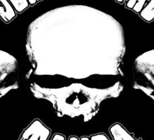 University of Death Metal Sticker