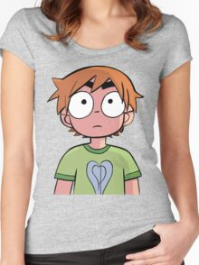 Scott Pilgrim Gets It Together  Women's Fitted Scoop T-Shirt