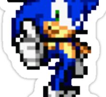 Sonic The Hedgehog Sprite Sticker