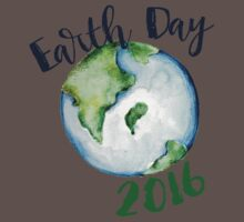 Earth Day 2016 One Piece - Short Sleeve