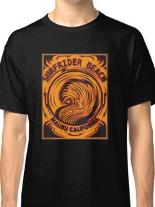 SURFRIDER BEACH MALIBU CALIFORNIA Classic T-Shirt