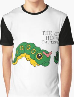 The Very Hungry Caterpie Graphic T-Shirt