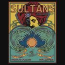 SULTANS OF SURF by Larry Butterworth