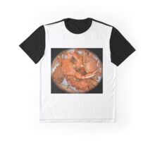 Blue Crabs Graphic T-Shirt
