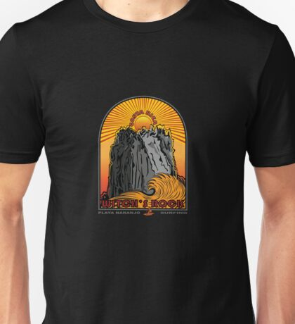 WITCH'S ROCK COSTA RICA Unisex T-Shirt