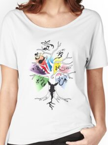 Tree of Eevee Women's Relaxed Fit T-Shirt