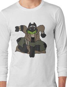 Teenage Mutant Bat-Turtle Long Sleeve T-Shirt