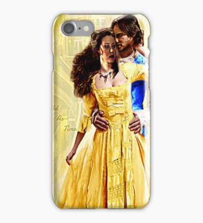 Beauty and the Beast  iPhone Case/Skin