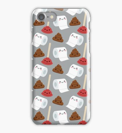 Cute Poop iPhone Case/Skin