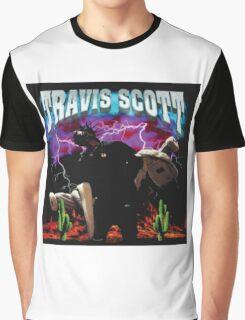 TRAVIS SCOTT - RODEO TOUR [4K] Graphic T-Shirt