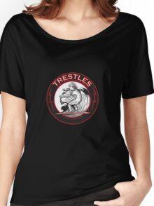 TRESTLES BEACH Women's Relaxed Fit T-Shirt
