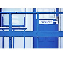 Pilot Boat Office Photographic Print